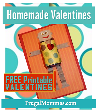 Homemade Valentine