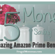 15 Money Saving Tips: Amazon Prime Benefits