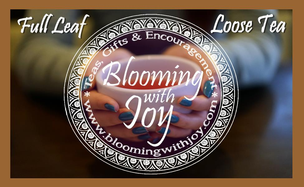 Specialty Tea from Blooming with Joy