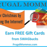 Pay for Christmas by Searching the Internet with SWAGbucks