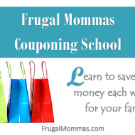 Frugal Mommas Couponing School