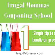 Shopping Strategy: 1 Simple Tip to Save a Bundle on Groceries