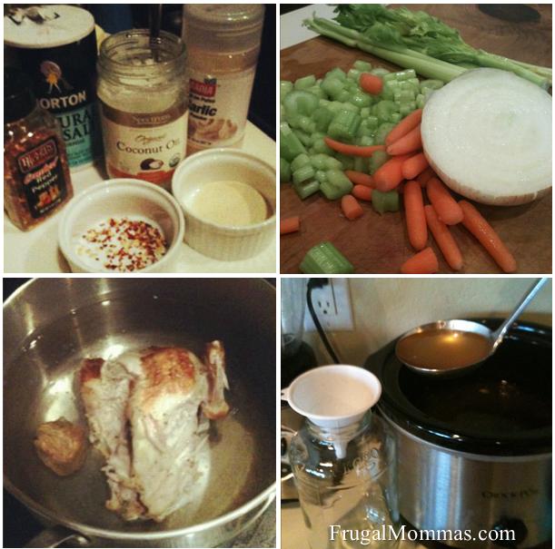 Nanny's Soup