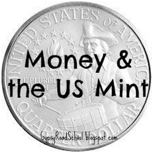 Frugal linkup 3- recipes & more - Money & the US Mint Unit Study