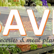 Save on Groceries and Easy Meal Planning