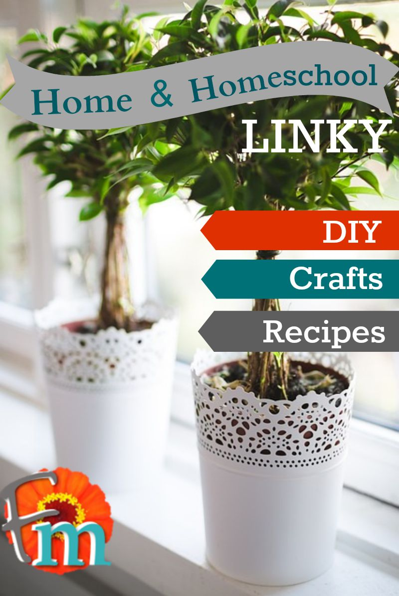 home and homeschool linky