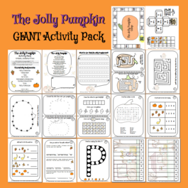 Frugal Friday Linky - Pumpkin Pack