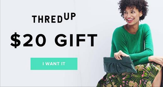 Save on Clothing with ThredUp