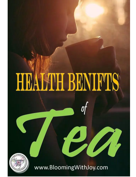 Stay Healthy with Tea