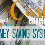 Cash Envelope System – Frugal Living Day 4