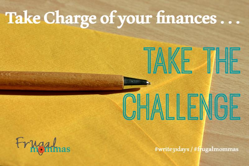 take charge challenge