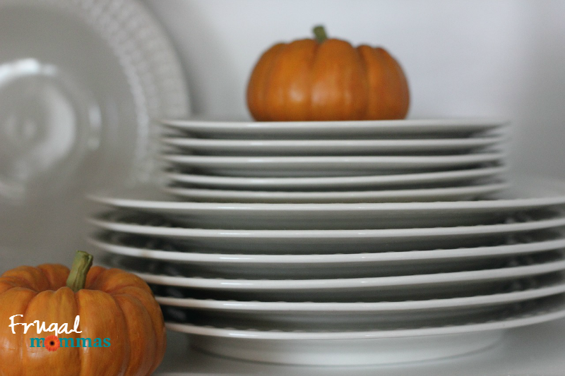 frugal fall decor