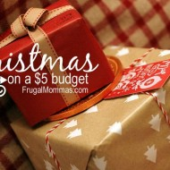 Save Money On Christmas Gifts – $5 budget options