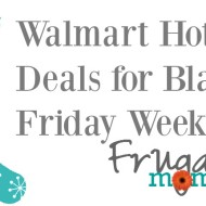 Walmart Hot Deals for Black Friday Week