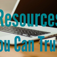 Work from home as a blogger - Resources you can trust