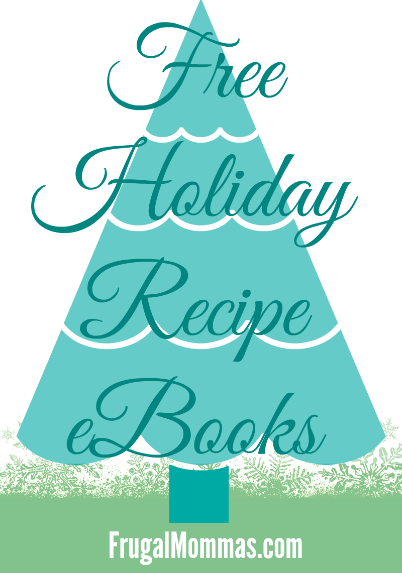 Free Holiday Recipe eBooks