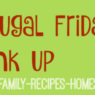 Frugal Friday link up 14: Thrifty Family Life