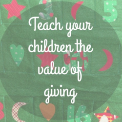 Thrifty Home - Teach Children to Give