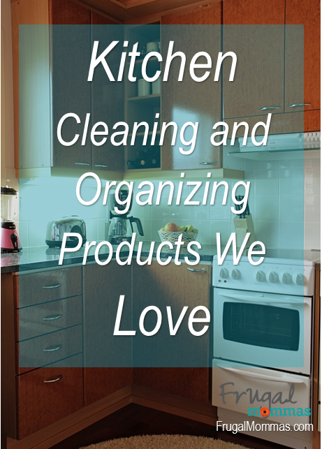 Kitchen Cleaning and Organizing Products We Love