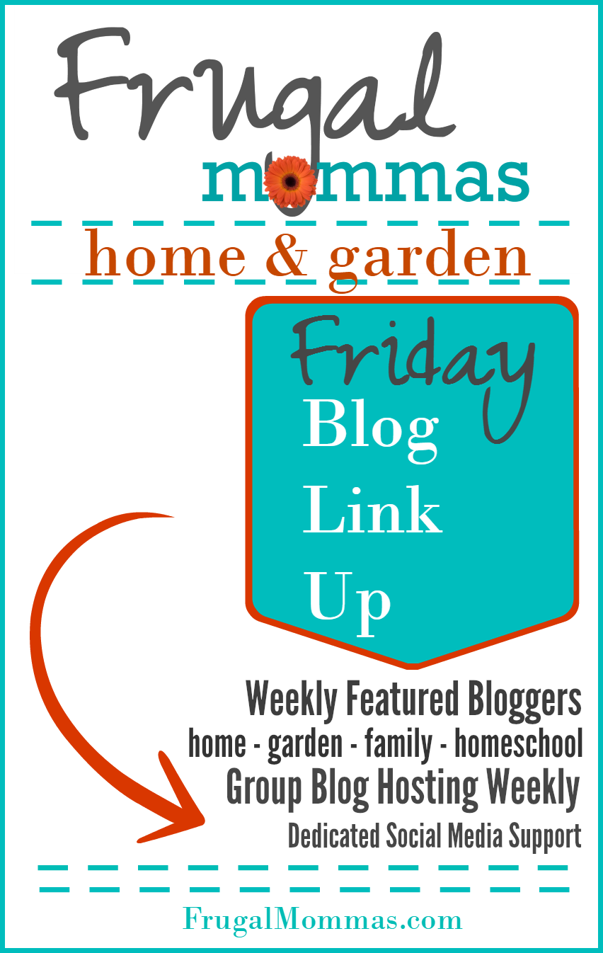 frugal mommas friday linky