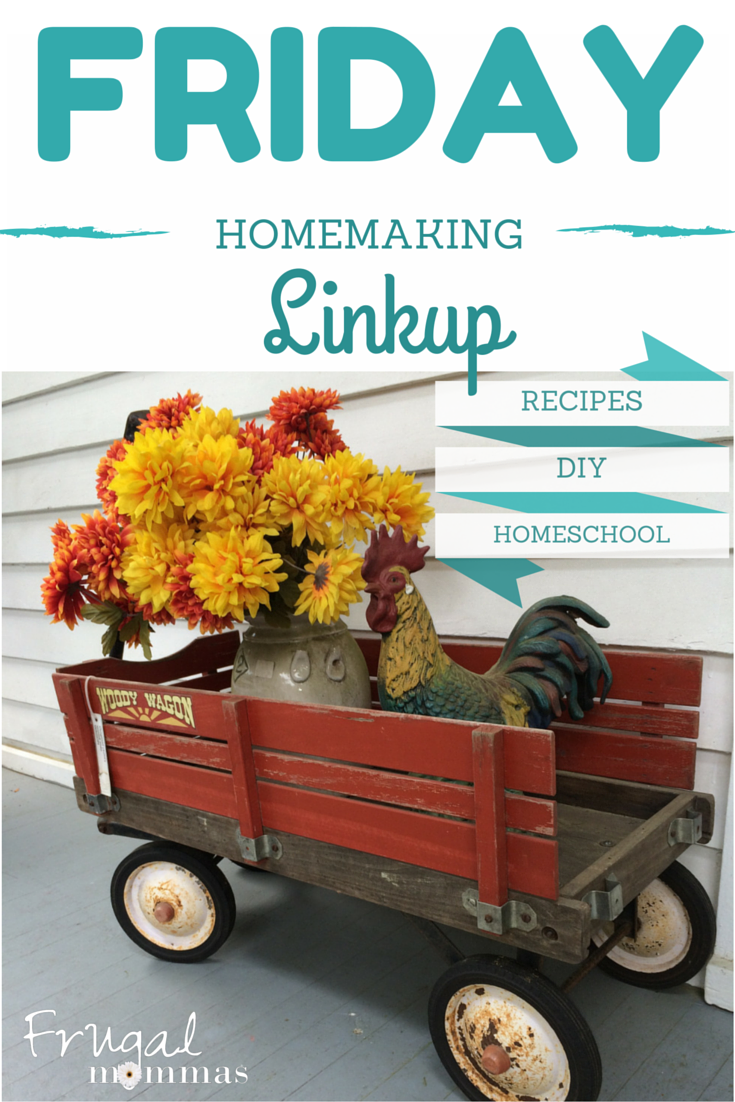 Frugal Friday Link Up 23 The Place For Busy Moms