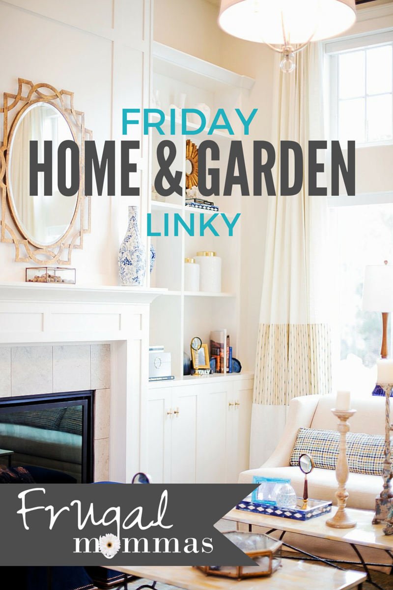 Friday Home and Garden Linky