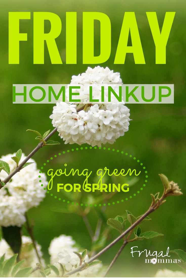 Friday Home Linkup