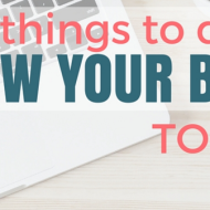 grow your blog - free things to do today