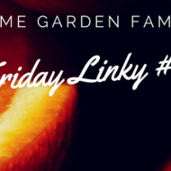 Frugal Mommas Friday Linkup 33 – Home and Garden Linky