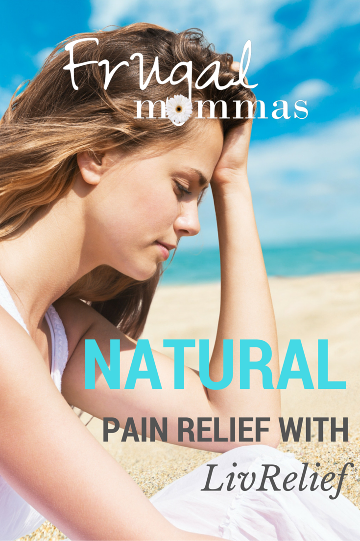 natural pain relief with LivRelief