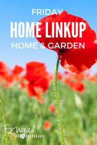 friday home garden linkup