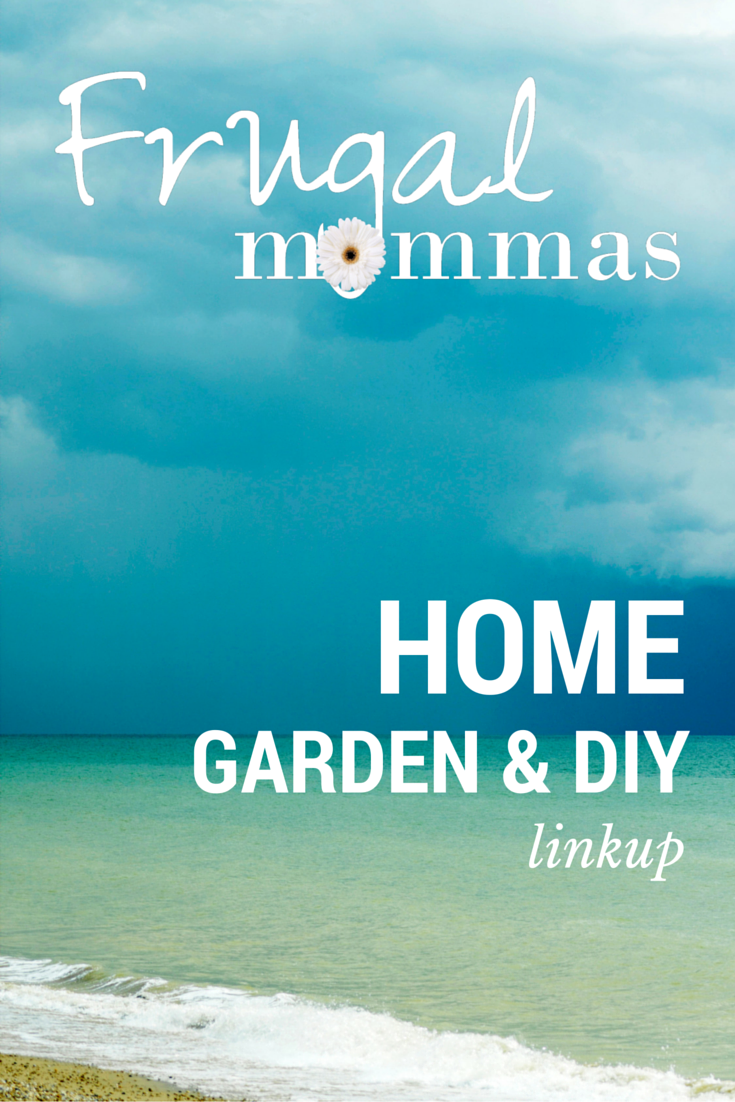 home garden diy linkup