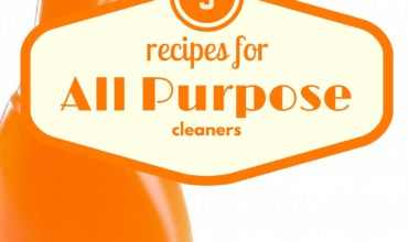 recipes for all purpose cleaners