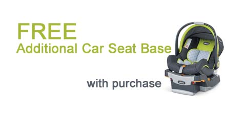 Baby supplies - free car seat base