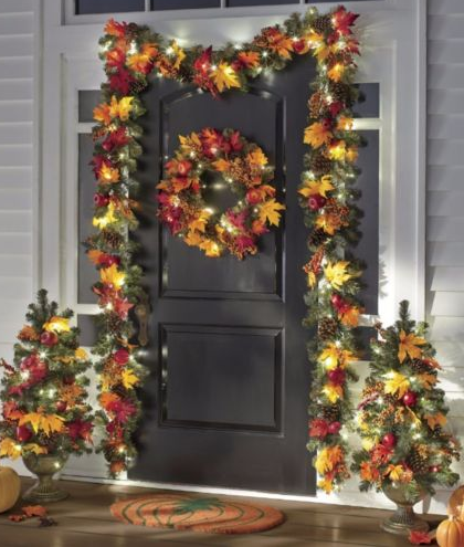 thanksgiving decor trending deals