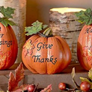 Thanksgiving Decor Trending Deals on eBay