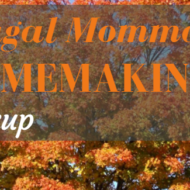 Frugal Mommas Homemaking Linkup Home Garden Recipes Homeschool