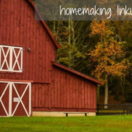 Frugal Mommas Homemaking Linkup – Share a Tip or Find One