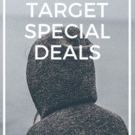 Target Special Deals Beyond Black Friday