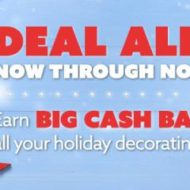 Cash Back Deal Alert with Swagbucks — Earn Gift Cards