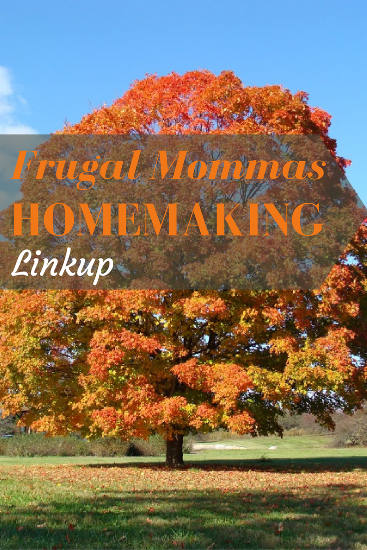 frugal mommas homemaking