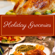 Tips For Saving Money On Holiday Groceries