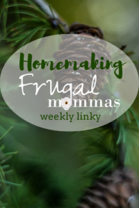 homemaking frugal mommas