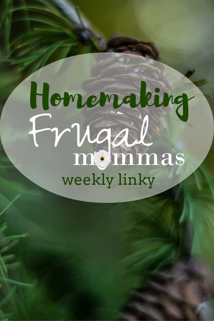 homemaking frugal mommas