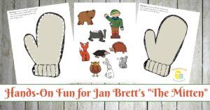 Educational printables for winter