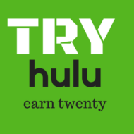 Saving Money on TV – Try Hulu Earn Twenty