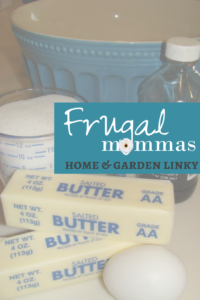 Frugal Mommas Home Linky 69