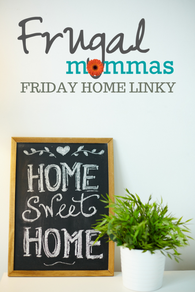 frugal friday linky