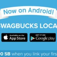 Earn Gift Cards in Your Neighborhood with Swagbucks Local