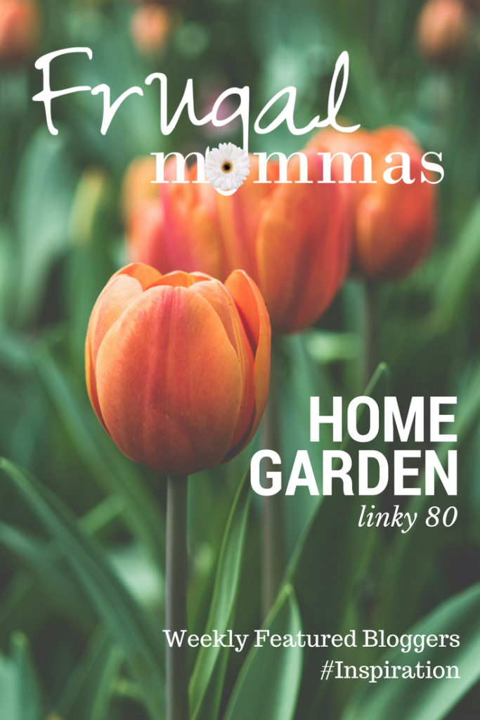 home garden family blog post share
